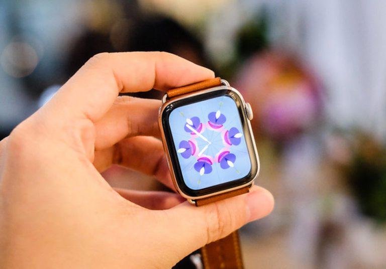 Ngắm nhìn đồng hồ Apple Watch series 4 phiên bản Hermès cực chất