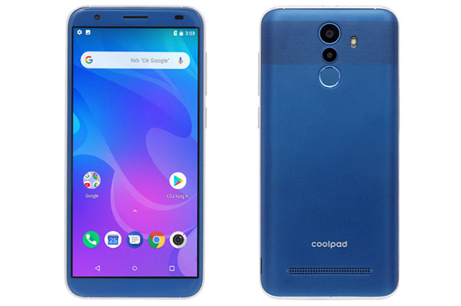 Coolpad N3 (1,9 triệu đồng)