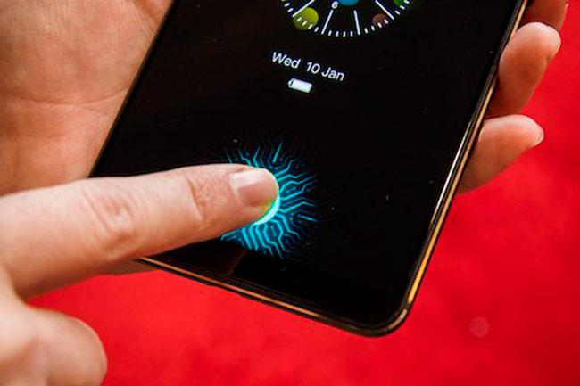 Cảm biến vân tay dưới màn hình sẽ có trên Galaxy S10