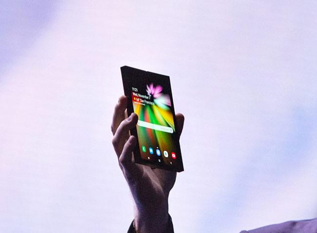 Chiếc Samsung Galaxy đắt chưa từng có ra mắt đầu 2019