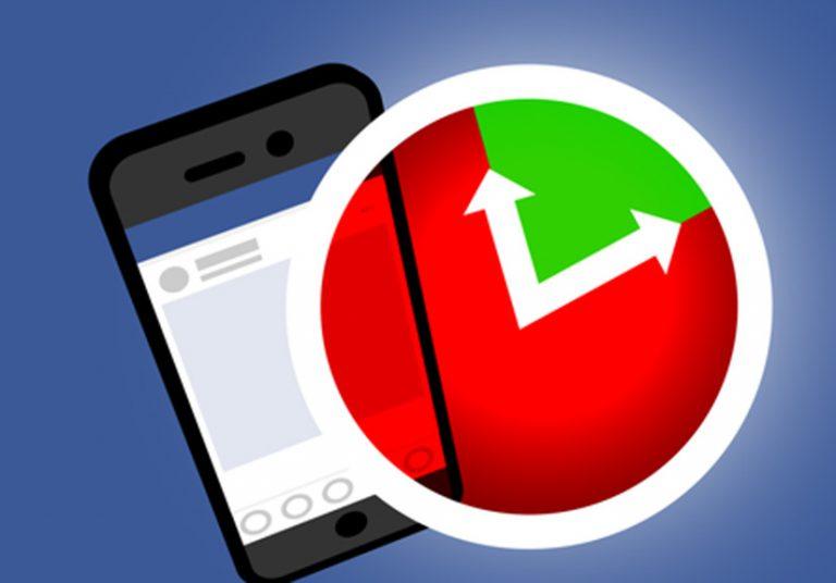 Công cụ đo thời gian lãng phí trên Facebook