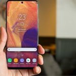 Galaxy A8s lộ ảnh với camera đặt trong màn hình