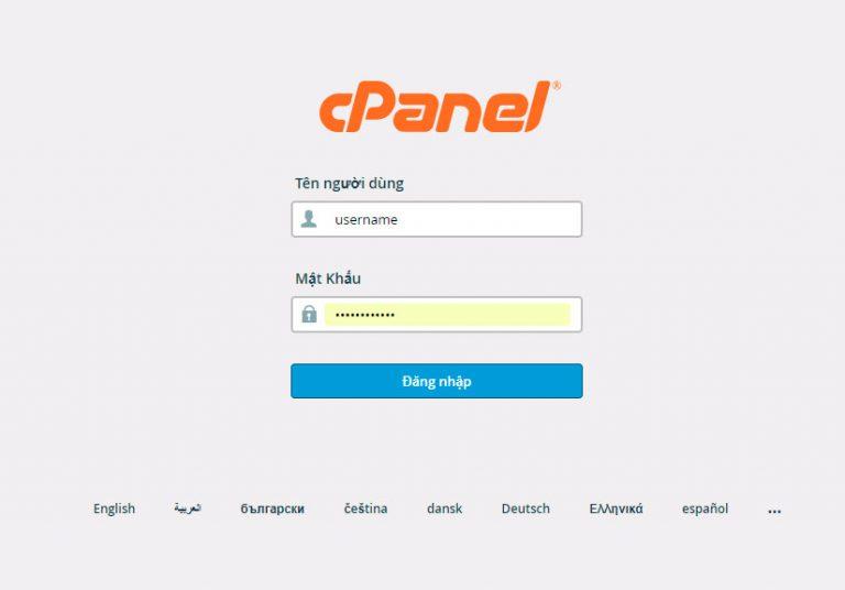 Hướng dẫn cài đặt SSL trên cPanel