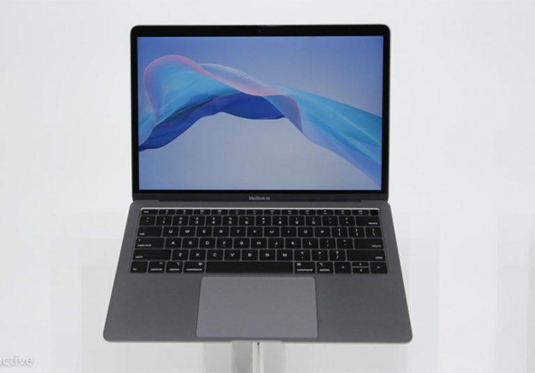 MacBook Air 2018 tự ngắt micro để tránh bị nghe trộm