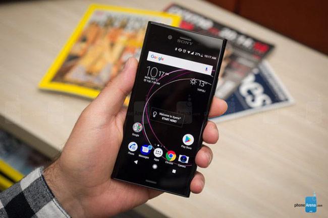 Sony giảm giá sốc siêu phẩm Xperia XZ1 trên Amazon