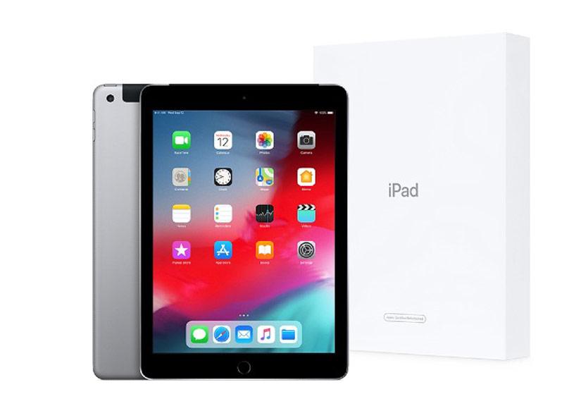 Apple bán iPad 2018 tân trang với giá rẻ hơn 15%