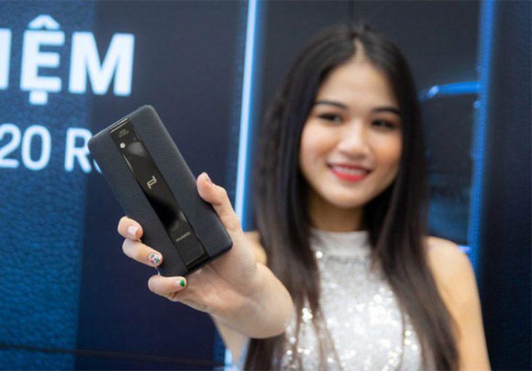 Giá đắt hơn iPhone Xs Max tại Việt Nam chỉ có thể là Huawei Mate 20 RS