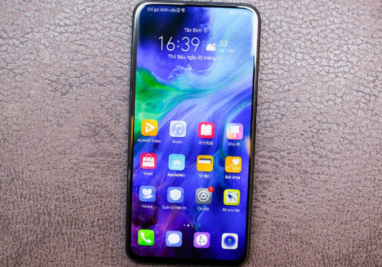 Honor Magic 2 - smartphone có 6 camera trượt