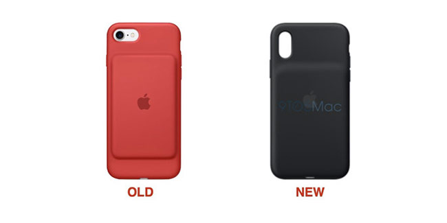 Ốp lưng kiêm pin dự phòng của Apple sắp có bản cho iPhone XS