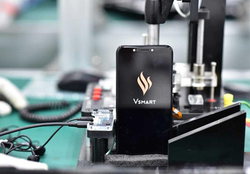 Vingroup sắp ra 4 smartphone Vsmart, lên kệ từ 14/12
