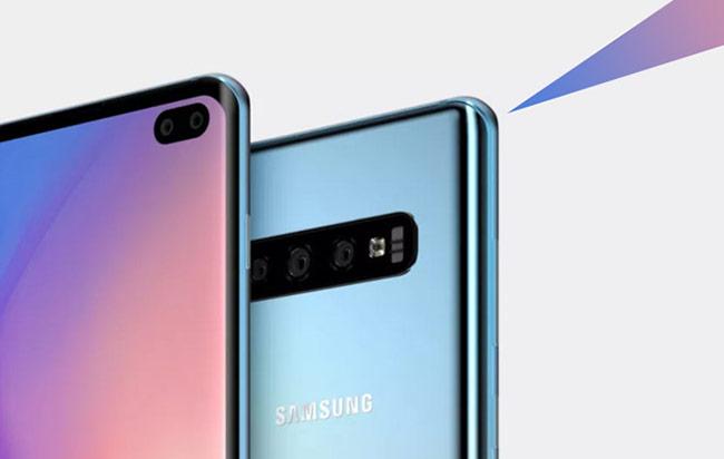 Xuất hiện hình ảnh của Galaxy S10 Plus với kiểu dáng mới