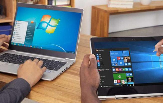 1 năm nữa, Microsoft sẽ chính thức ngừng hỗ trợ Windows 7