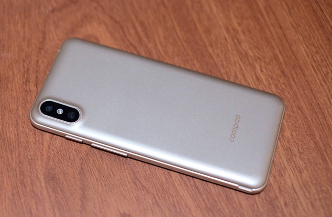 Coolpad N3 Mini (1,39 triệu đồng)
