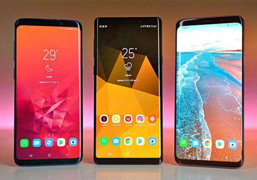 Galaxy Note9 Việt Nam chính thức nhận cập nhật Android 9 Pie