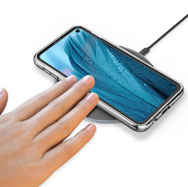 """Galaxy S10 Lite lộ diện với màn hình """"nốt ruồi"""" và sạc không dây"""