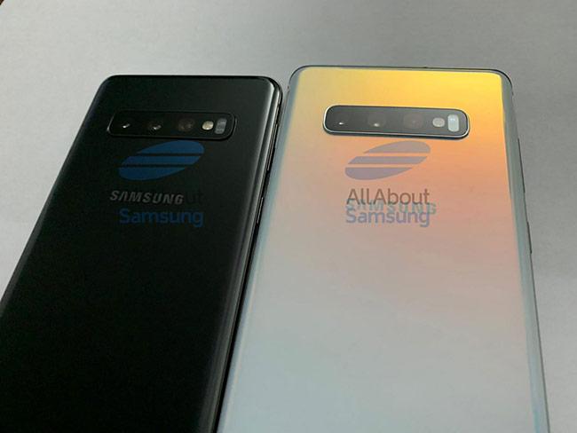 Galaxy S10 tiếp tục lộ ảnh cho thấy toàn bộ thiết kế