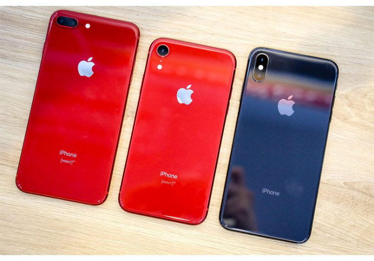 Giá iPhone giảm hàng triệu đồng trước Tết