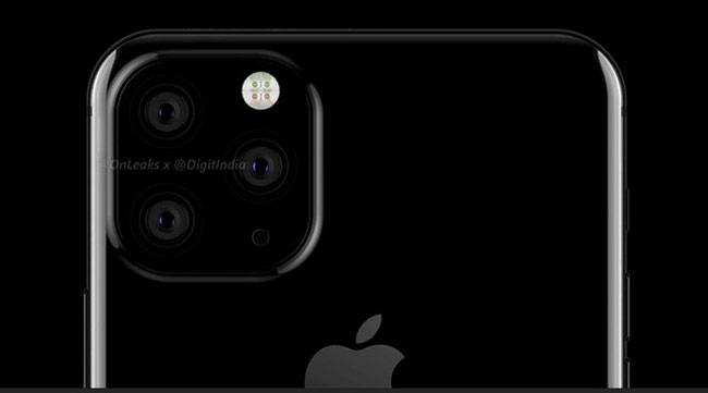 Hình ảnh đầu tiên về iPhone 11