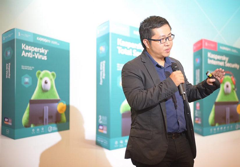 Kaspersky ra mắt phiên bản diệt virus 2019 tại thị trường Việt Nam