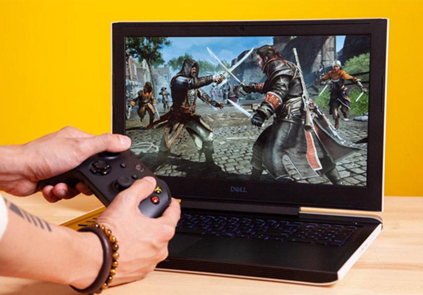 Laptop gaming phủ kín CES 2019