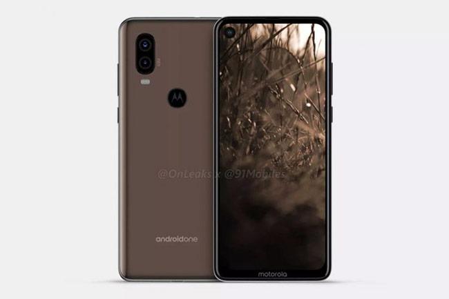 Motorola P40 lộ diện với chip Snapdragon 675, bộ nhớ trong 128 GB
