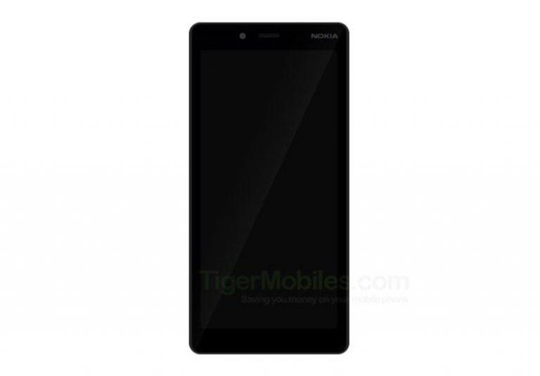 Nokia 1 Plus lộ diện thiết kế và thông số cấu hình