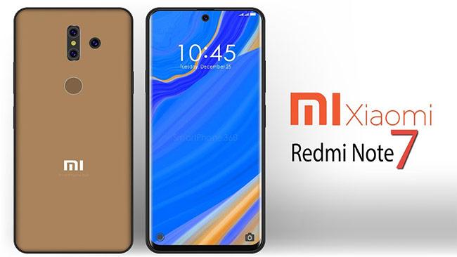Redmi 7 sẵn sàng ra mắt vào ngày 10/1 với camera 48 MP