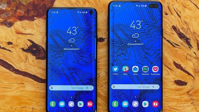 Samsung sẽ trang bị cho Galaxy S10 công nghệ RAM siêu tốc