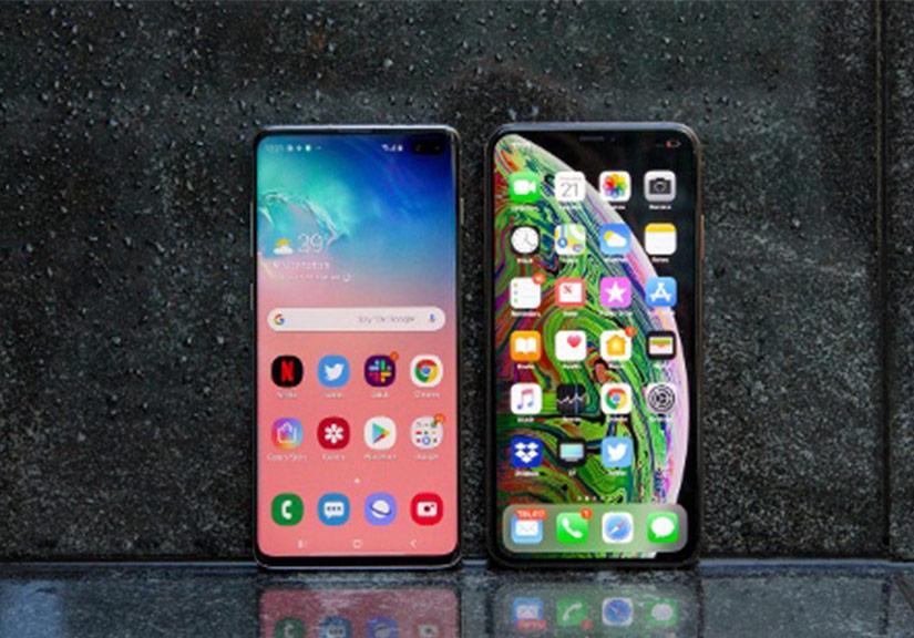 """10 tính năng mà iPhone """"bó tay"""" chỉ có trên Galaxy S10"""