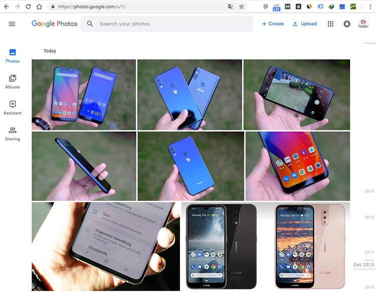 Google Photos là ứng dụng quản lý, chỉnh sửa hình ảnh khá hữu ích, cho phép người dùng lưu trữ hình ảnh không giới hạn