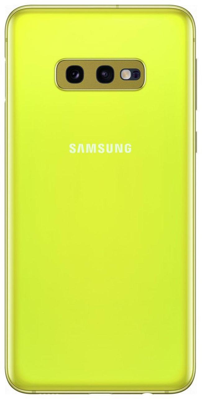 Galaxy S10 bản giá thấp lộ màu sắc lạ