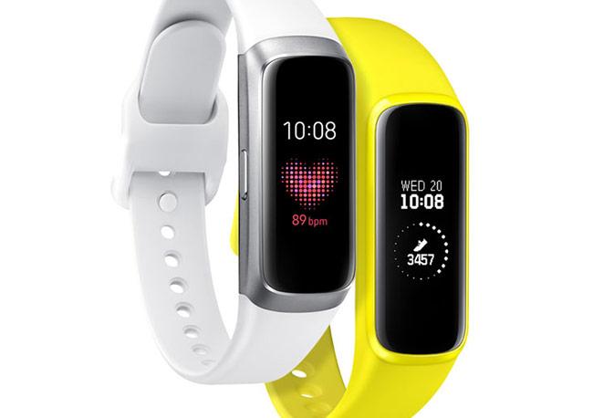Galaxy Watch Active và Galaxy Fit chính thức ra mắt
