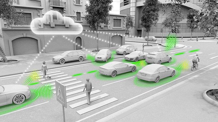 triển khai tích hợp phần cứng của công nghệ 5G lên nền tảng MEB dành cho xe điện