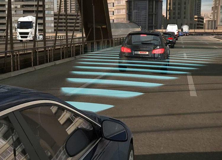 Sử dụng hệ thống mô phỏng để phát triển các công nghệ trợ lái