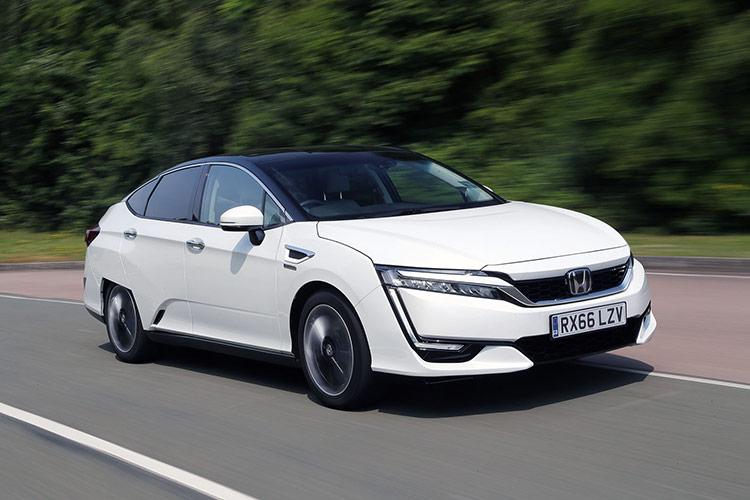 Sự bùng nổ của xe chạy bằng pin nhiên liệu (Fuel Cell Vehicle - FCV) hydro