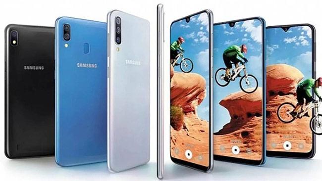 Galaxy A30 có cùng chất lượng và kích thước màn hình như A50