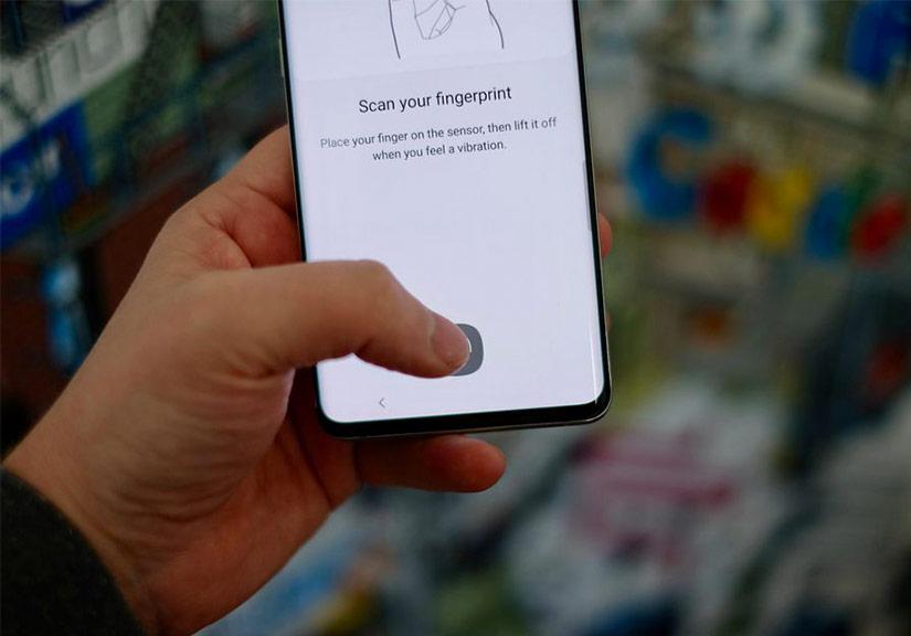 5 mẹo để mở khóa cảm biến vân tay vừa nhanh vừa nhạy trên Galaxy S10