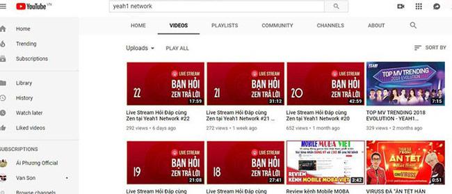 Hàng ngàn kênh YouTube tại Việt Nam bị 'khóa' sau ngày 31.3?
