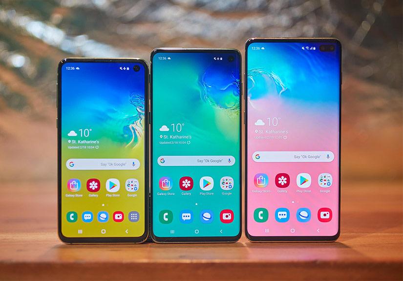 Samsung chi bao nhiêu tiền để làm ra một chiếc Galaxy S10 ?