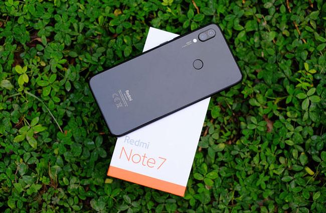 Xiaomi mới đưa Redmi Note 7 về Việt Nam