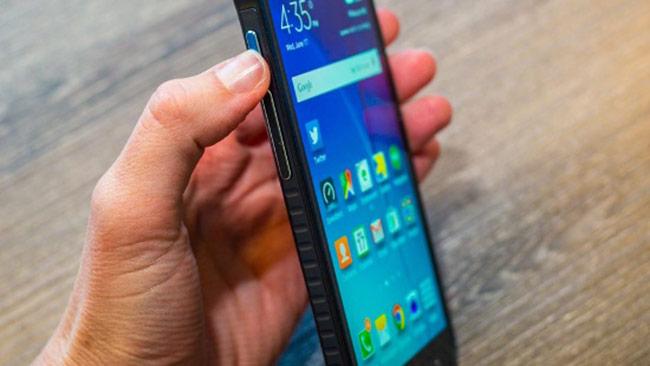 Galaxy S6 Active được nâng cấp dung lượng pin lên 3.500 mAh