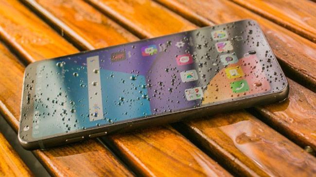 LG G6 sở hữu thiết kế đẹp và sang trọng