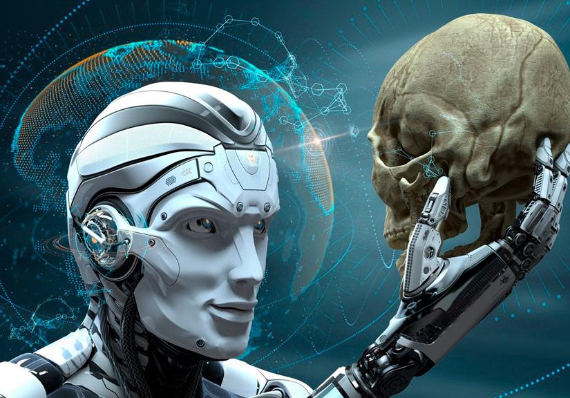 AI huỷ diệt hay làm loài người thông minh hơn