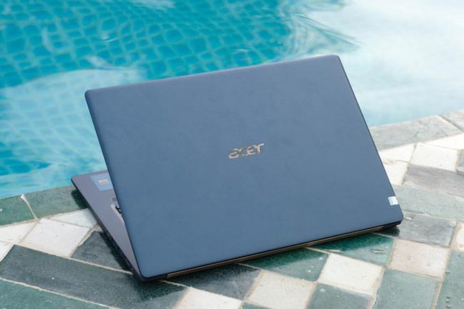 Swift 5 Air Edition là phiên bản mạnh nhất và cũng là thiết bị đắt tiền nhất trong dòng Swift mới ra mắt tại Việt Nam của Acer, với giá 25,69 triệu đồng