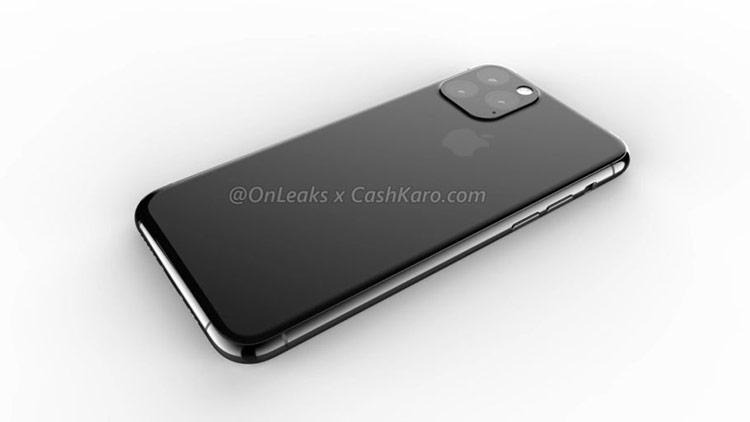 iPhone XI được cho là có kích thước 143,9 x 71,4 x 7,8 mm, to và dày hơn phiên bản cũ từ 0,1 đến 0,5 mm mỗi chiều. Nút tắt chuông đã được thiết kế lại theo kiểu của những chiếc iPad đời trước.