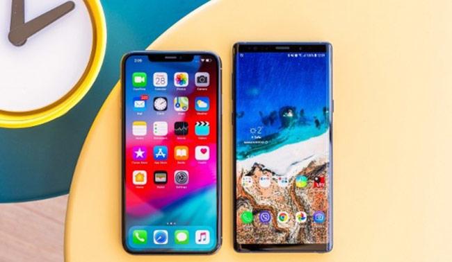 iPhone XS Max được cung cấp sức mạnh xử lý từ con chip Apple A12 thế hệ mới với hiệu năng cực kỳ ấn tượng.