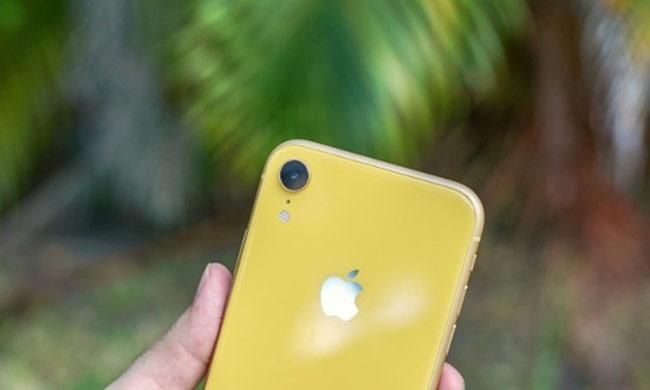 camera này của iPhone XR sở hữu thông số phần cứng và phần mềm giống hệt camera chính của XS Max