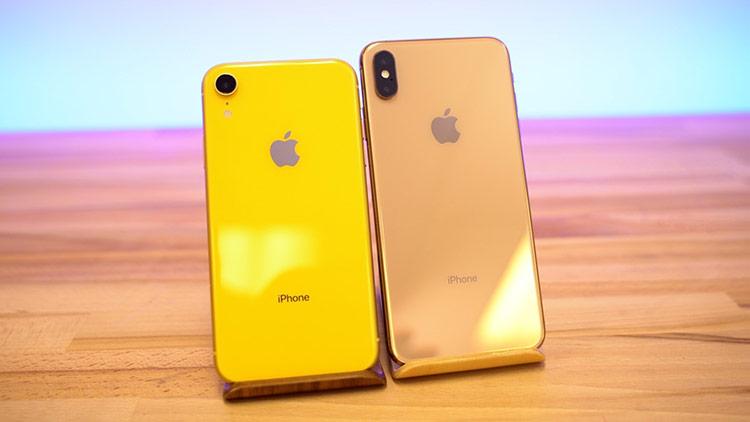 Người dùng Việt chọn iPhone XS Max nhiều hơn XR. Ảnh: Apple Insider.
