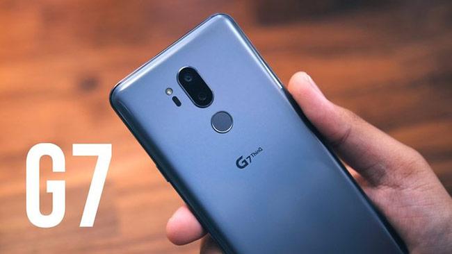 LG G7 ThinQ (348 USD)