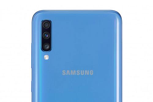 Samsung Galaxy A70 vừa ra mắt: 3 camera sau, RAM 6 GB, pin 4.500 mAh